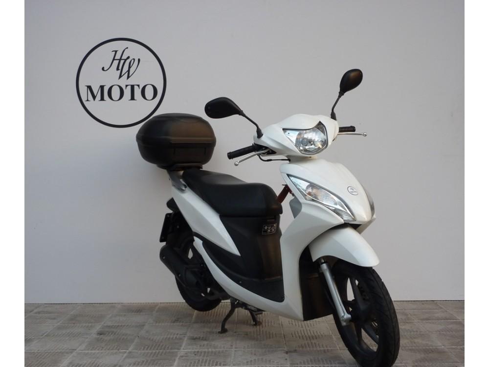Scooter Honda Vision 110 Hw Moto