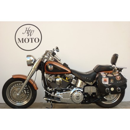 HARLEY DAVIDSON FAT BOY 105°